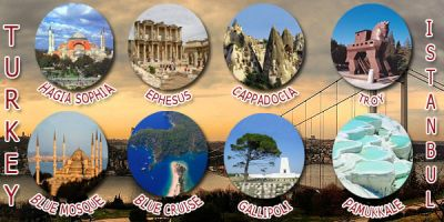 TURKEY CATALOG TOURS